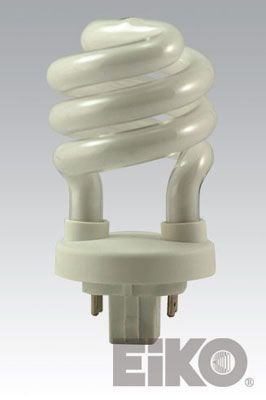 Eiko 05251 - SP13/27-4P Twist Pin Base Compact Fluorescent Light Bulb