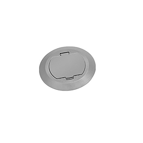 arlington-flbc4520gy-1-plastic-cover-kits-for-non-metallic-concrete-floor-boxes-gray-1-pack