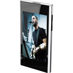 Coby 2.8 Inch LCD Touchscreen Video MP3 Player 4 GB MP826-4GBLK (Black)