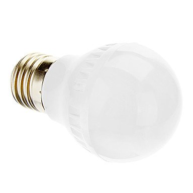 E27 3W 36X3014Smd 210Lm 4000K Natural White Light Led Ball Bulb (220-240V)