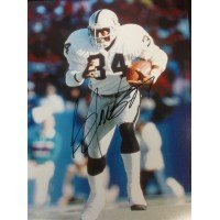 Signed Jackson, Bo (Oakland Raiders) 11x14 Photo autographed by Powers Collectibles