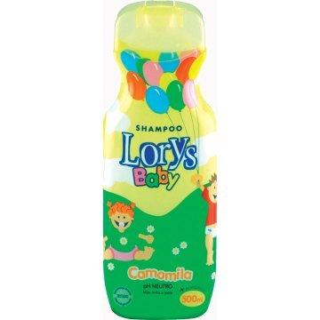 Shampoo Infantil Lorys Baby 500ml Camomila