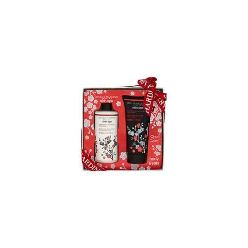Baylis & HardingSkin Spa Cherry Blossom, Oriental Lilly & Lotus Flower 2 Piece Gift Set
