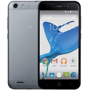 ZTE SIMフリースマートフォン ZTE Blade V6(グレー) BLADE V6-G