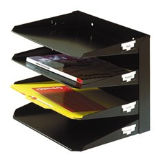 MMF2646HBK 6-Tier Multi-Tier Steel Horizontal Organizer, Letter Size, 12 x 8-3/4 x 14-3/4 - Buy MMF2646HBK 6-Tier Multi-Tier Steel Horizontal Organizer, Letter Size, 12 x 8-3/4 x 14-3/4 - Purchase MMF2646HBK 6-Tier Multi-Tier Steel Horizontal Organizer, Letter Size, 12 x 8-3/4 x 14-3/4 (MMF, Office Products, Categories, Office Supplies, Desk Accessories)
