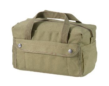 G.I. Style Mechanics Tool Bag - Olive Drab