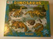 100pc. Dinosaur Puzzle