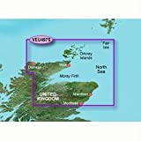 The Excellent Quality Garmin BlueChart® g2 Vision® - VEU497S - Orkneys & Moray Firth - SD Card
