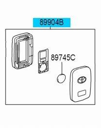 genuine-toyota-highlander-smart-key-89904-0e120-oem-keyless-entry-remote-transmitter-2014-2015-highl