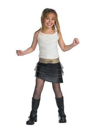 Hannah Montana Quality Child Costume