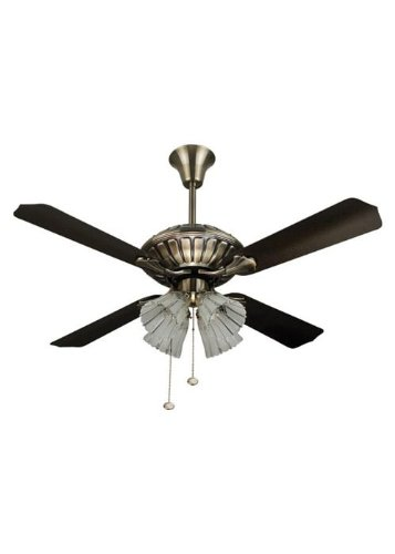 Black-Gold-4-Blade-Ceiling-Fan