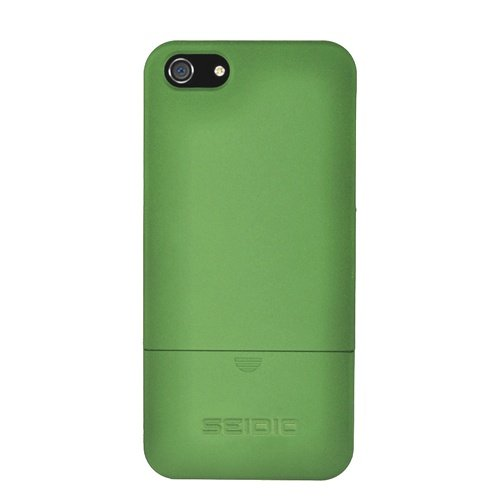 Seidio CSR3IPH5-GN Surface Case for Apple iPhone 5 - 1 Pack - Retail Packaging - Sage