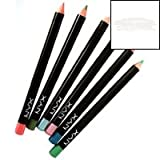 NYX Slim Eye Liner Pencil 918 White Pearl