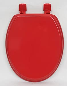 Abattant WC Uni Rouge