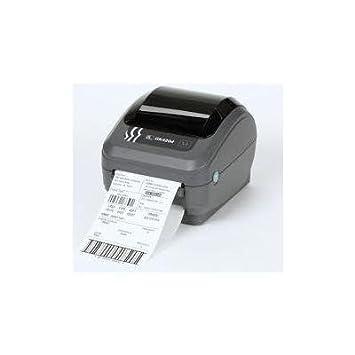 Imprimante àétiquettes transfert thermique monochrome Zebra GK420T