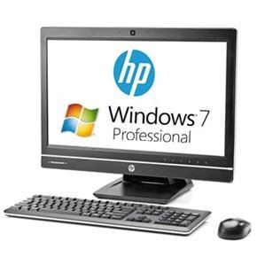 HP Compaq Pro 6300 all-in-one Windows 7 Pro 32-bit Core i3 4 GB 500 GB DVD super multi USB3.0 WEB camera with saving space 21.5-LCD integrated desktop PC Made in TOKYO (with a Win8Pro license)