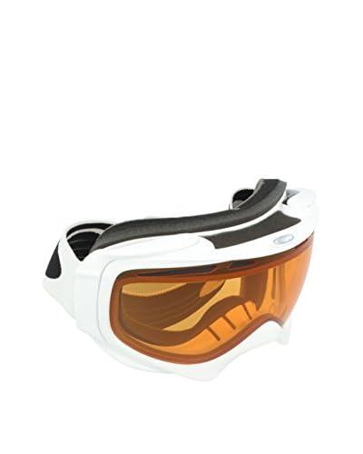 Oakley Máscara de Esquí 702357-188 Blanco