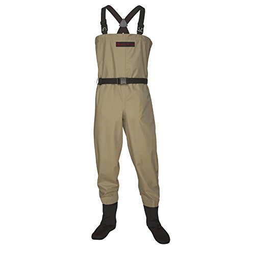 Redington Crosswater Fishing Wader, Tan, Large (Fly Fishing Clothing compare prices)