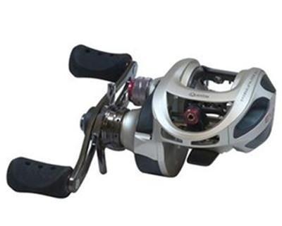 Quantum Fishing Exo Pt 11 Bearing Baitcast Reel Right 100731 by Quantum Fishing