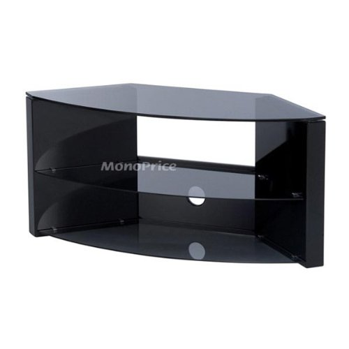 Buy low price monoprice high quality corner tv stand for for Where to buy tv console