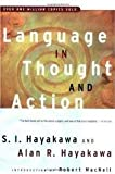 img - for Language in Thought and Action 5th (fifth) edition Text Only book / textbook / text book