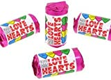 Swizzels Matlow Mini Love Hearts - 500gms (approx 45 Rolls)