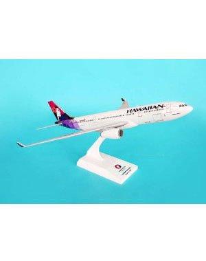 Skymarks Hawaiian Airlines A330-200 Model Airplane