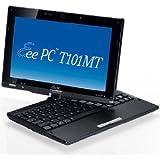 ASUS EEEPCT101MT 10.1型薄型ネットブックPC  マルチタッチ対応 Windows 7 Home Premium搭載 ブラック EEEPCT101MT-BKM