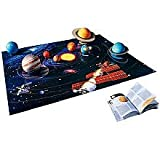 Ravensburger The Solar System - Set of 8 puzzleballs