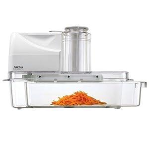 Aroma Amn 100 Electric Mandolin Slicer Home Kitchen