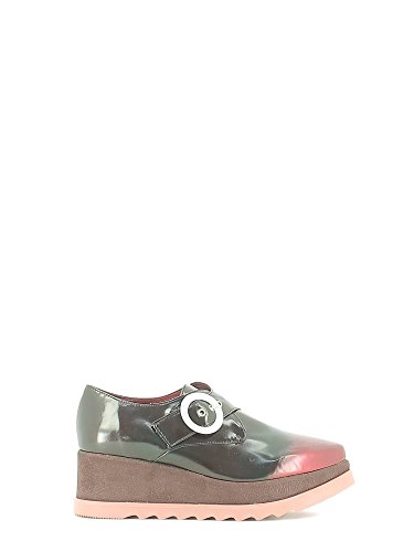 Desigual 67MS3A2 Slip-on Donna Bordeaux 39