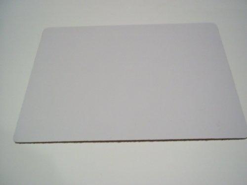 9 x 12 White Dry Erase Board Personal Portable Home Office School