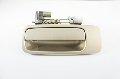 97-01 Toyota Camry Replacement Rear Left Driver Side Outside Door Handle (4M9 Cashmere Beige Gold) (2001 Camry Door Handle 4m9 compare prices)