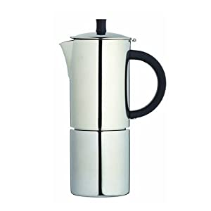 kitchen craft le 39 express espressokocher edelstahl 600 ml k che haushalt. Black Bedroom Furniture Sets. Home Design Ideas