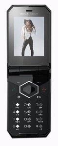 Sony Ericsson Jalou Handy black