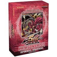 YuGiOh 5D's Crimson Crisis SE Special Edition Pack (Random Promo Card)