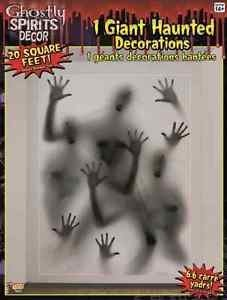 Ghostly Spirits Ghost Shadows Haunted House Halloween Party Wall Decoration by NEW (The Spirit Of Halloween Store Locations)