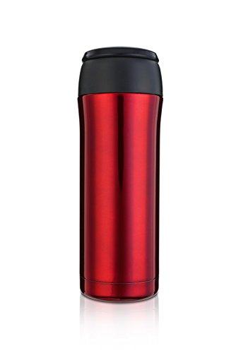 Highwave JOEmo 13oz Vacuum Stainless Steel Red (Joemo Travel Mug Lid compare prices)
