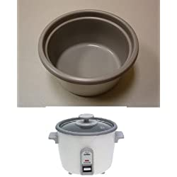 OEM Original Zojirushi Replacement Nonstick Inner Cooking Pan For Zojirushi NHS-10 6-Cup Rice Cooker