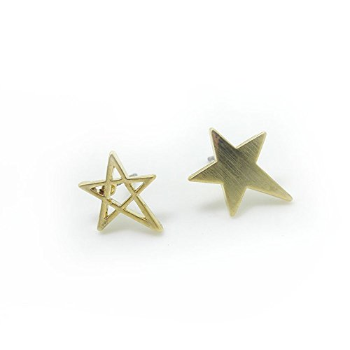 meilliwish-asymmetrical-star-women-girls-earringsf18gold