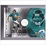 2002 Upper Deck GAME USED JERSEY Mark Brunell Jacksonville Jaguars at Amazon.com
