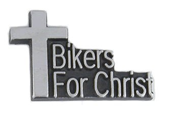 Bikers For Christ Pin