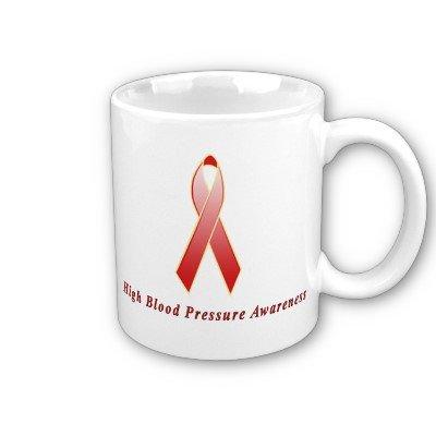 High Blood Pressure Awareness Coffee Mug