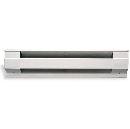 Cadet 10f2500w Baseboard Heater 10 Ft 2500w 240208v