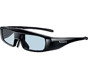 Panasonic 3D Active Shutter Glasses