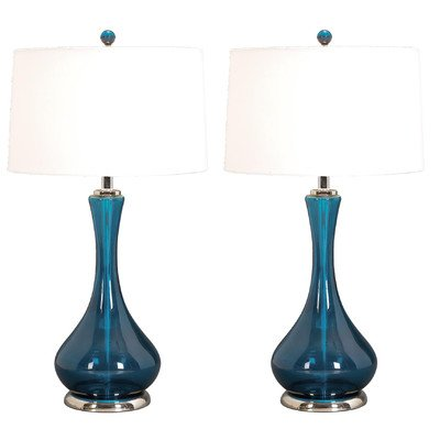 Aspire Josie Table Lamp Set of Two