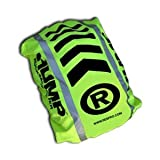Respro Hi-Viz Hump Waterproof Regular Rucsac Cover - Yellow