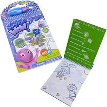 Water Wow Doodle Book-The Backyardigans