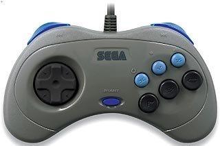 SEGA 復刻版 セガサターン コントロールパッド [CS2-0002]