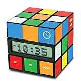 Made By Humans, Rubik's Cube Clock, Digital Clock ~ Made By Humans